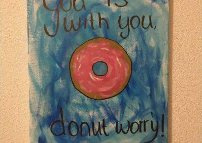 God is bij je
